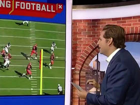 Watch: Schrager breaks down Freddie Kitchens' three-RB formations in Week 10