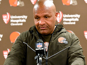 Watch: Garafolo: 'Very possible' that Jackson is the HC in waiting in Cincinnati