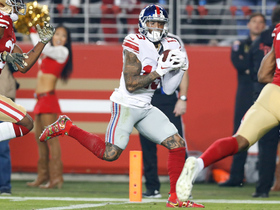 Watch: See OBJ grab a touchdown  in 360 degrees | True View