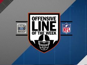 Watch: Ford Offensive Lines of the Week nominees | Week 10