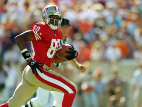 Watch: This Day in History: Jerry Rice scores four TDs