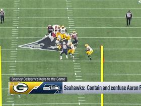 Watch: Casserly's keys to a Seahawks win over the Packers