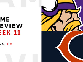 Watch: Vikings vs. Bears Week 11 preview | NFL Playbook