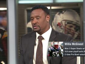 Watch: Willie McGinest's three keys for a Cowboys win over the Falcons