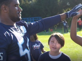 Watch: Tennessee Titans UK Flag Football