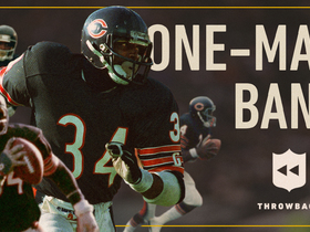 Watch: Walter Payton's '77 season: Greatest ever by a running back?