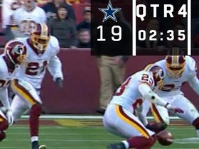 Watch: The Craziest Game-Winning Field Goal Sequence in NFL History! (Cowboys vs. Redskins Week 9, 2006)