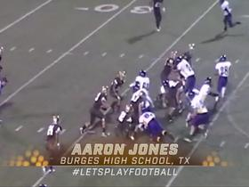 Watch: Throwback Thursday: Comparing high school film of Aaron Jones, Rashaad Penny