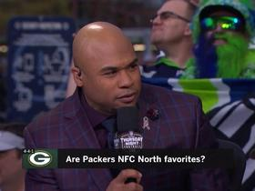 Watch: Steve Smith: Packers' championship window is closing rapidly