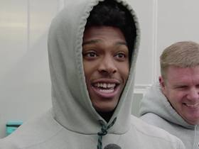 Watch: Jalen Ramsey: 'I want to play for one team my whole career'