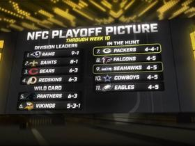 Watch: How do Packers', Seahawks' playoff chances change with a loss?