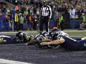 Watch: Seahawks go surfing in end zone after Baldwin TD
