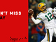 Watch: Can't-Miss Play: Rodgers uncorks HUGE 57-yard pass