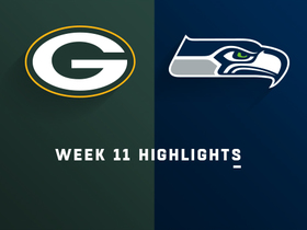 Watch: Packers vs. Seahawks highlights | Week 11