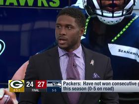 Watch: Reggie Bush: Packers are too reliant on Aaron Rodgers
