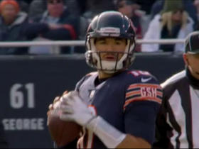 Watch: Trey Burton: Mitch Trubisky is on a rise