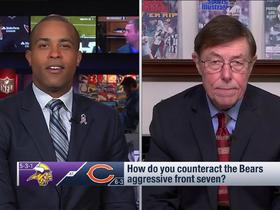Watch: Casserly's keys to a Bears victory over the Vikings