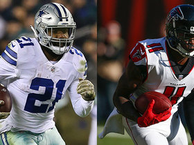Watch: Frelund's projections for Cowboys-Falcons