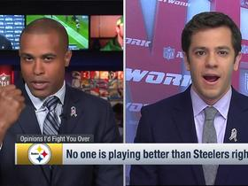 Watch: Rosenthal: No team is playing better than Steelers right now