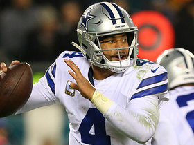 Watch: Gregg Rosenthal: Cowboys' inconsistency is giving fans 'whiplash'