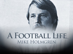 Watch: 'A Football Life:' Holmgren's days as college assistant coach