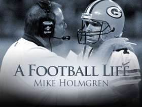 Watch: 'A Football Life': Holmgren's early relationship with Favre was fraught