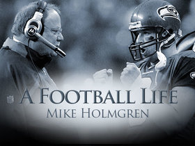 Watch: 'A Football Life': Holmgren, Hasselbeck overcome 'fiery' fights to bring Seahawks to Super Bowl