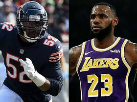 Watch: Garafolo: Mack is bringing 'LeBron effect' to Bears