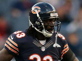 Watch: Garafolo: Tillman visited Bears this week to hype up defense