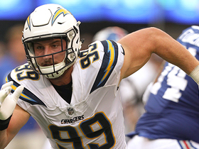 Watch: Rapoport: Bosa expected to make season debut