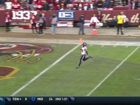 Watch: Can't-Miss Play: Justin Reid goes 101 yards for first career pick-six