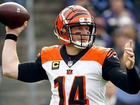 Watch: Andy Dalton lasers 4-yard TD to Matt Lengel