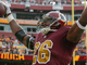 Watch: A.P. passes John Riggins on NFL's all-time TD rushing list