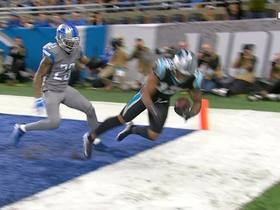 Watch: DJ Moore toe taps in the end zone for 8-yard TD