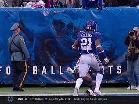 Watch: Can't-Miss Play: Evans burns Giants D on 41-yard TD