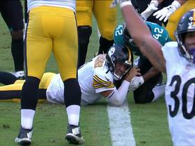 Watch: Can't-Miss Play: Big Ben lays out for game-winning TD