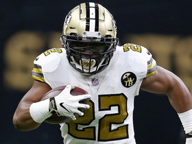Watch: Mark Ingram trots in untouched for 14-yard TD