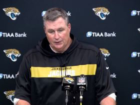 Watch: Jaguars postgame press conference