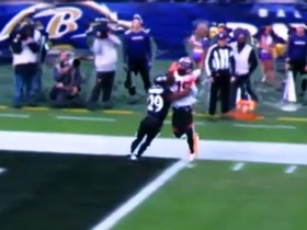 Watch: See John Ross out-leap the defender for the TD | True View