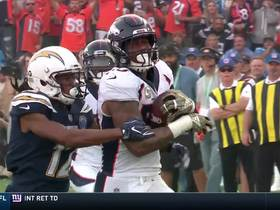 Watch: Can't-Miss Play: Von Miller sniffs out screen for HUGE INT return