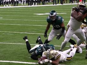 Watch: Mark Ingram hammers it in for his second TD of the game