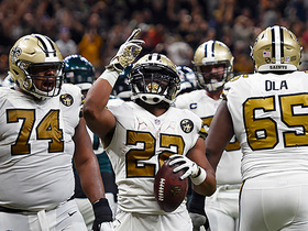Watch: Ingram hammers it in for second TD of game