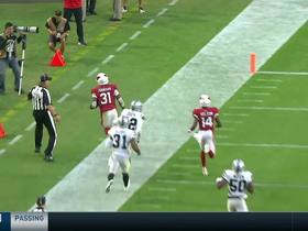 Watch: David Johnson gets loose for 53 yards
