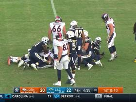 Watch: Every catch and run from Phillip Lindsay's two-TD game | Week 11