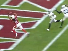 Watch: See Larry Fitzgerald beat two defenders for the TD | True View
