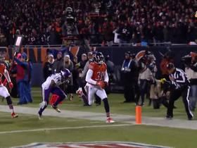 Watch: Can't-Miss Play: Eddie Jackson leads symphonic celebration after pick-six