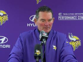 Watch: Vikings postgame press conference