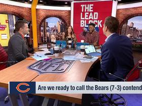 Watch: GMFB crew discusses the Bears as contenders in NFC