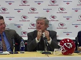 Watch: Dick Vermeil's most emotional moments with Chiefs, Rams