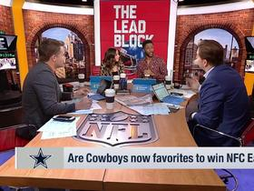 Watch: Are the Cowboys now favorites to win NFC East title?